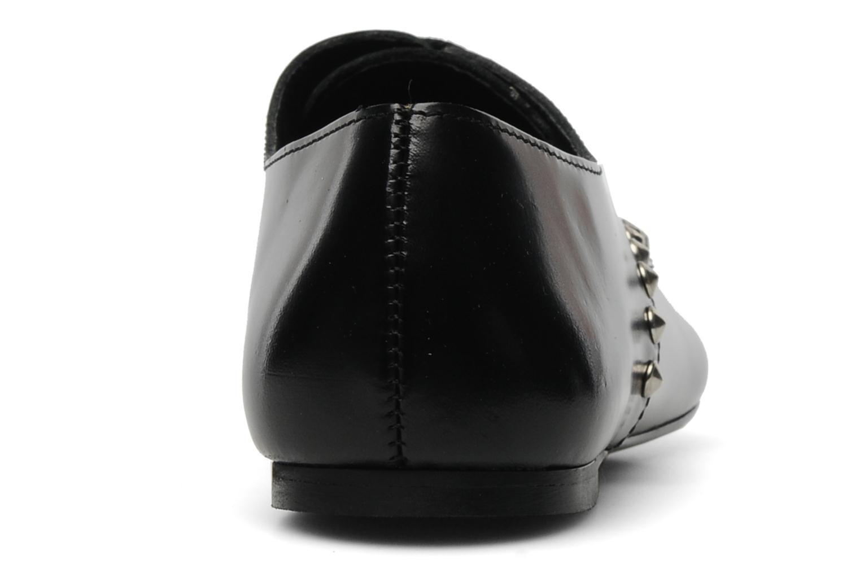 Chaussures à lacets Jonak Jallans Noir vue droite