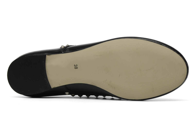 Chaussures à lacets Jonak Jallans Noir vue haut
