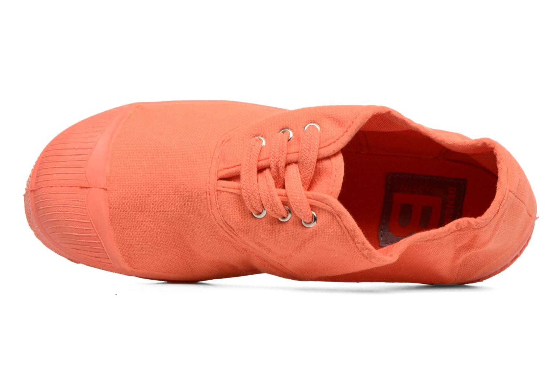 Sneakers Bensimon Tennis Colorsole E Orange se fra venstre