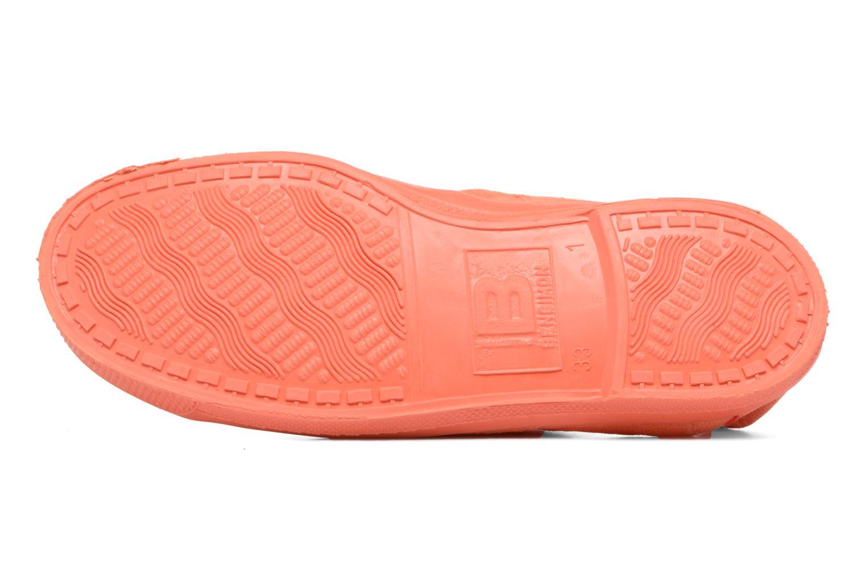 Sneakers Bensimon Tennis Colorsole E Oranje boven