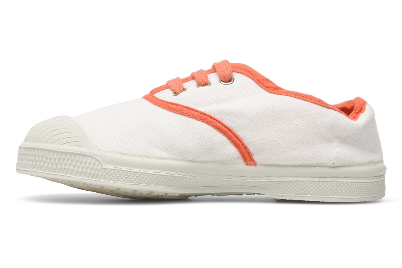 Sneakers Bensimon Tennis Colorpiping E Vit bild från framsidan