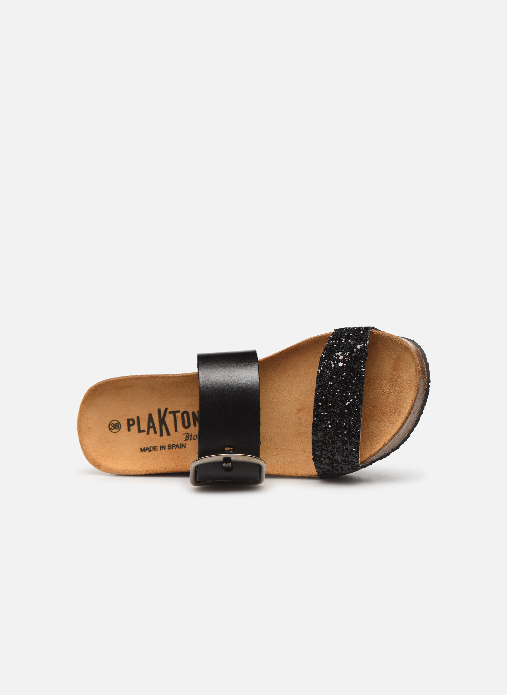 So Rock Glitter Vaquetta Negro