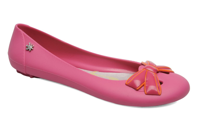 Ballerinas Méduse Sambano rosa detaillierte ansicht/modell