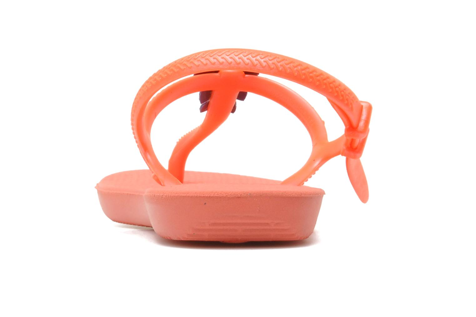 Sandals Havaianas Kids Freedom Orange view from the right