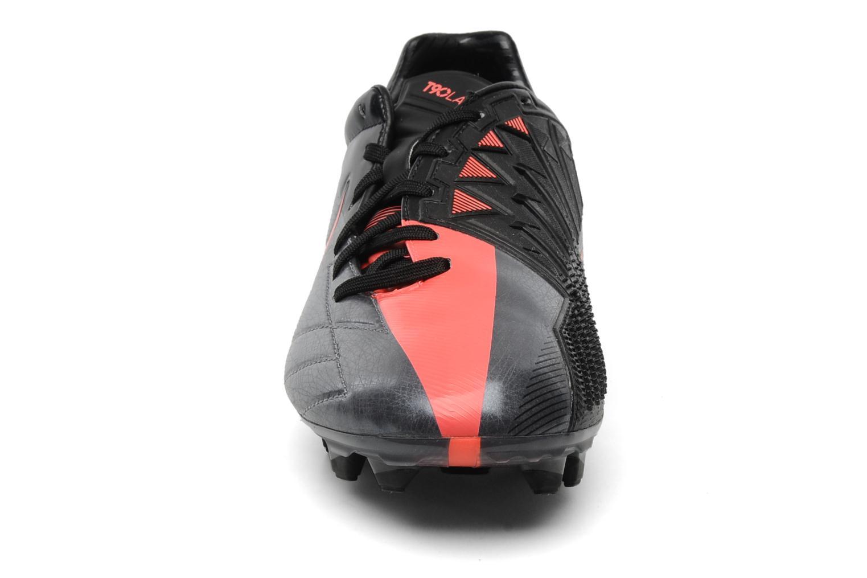 Sportschoenen Nike T90 Laser IV FG Grijs model