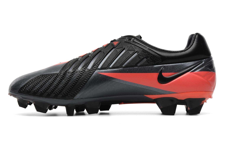 Sportschoenen Nike T90 Laser IV FG Grijs voorkant