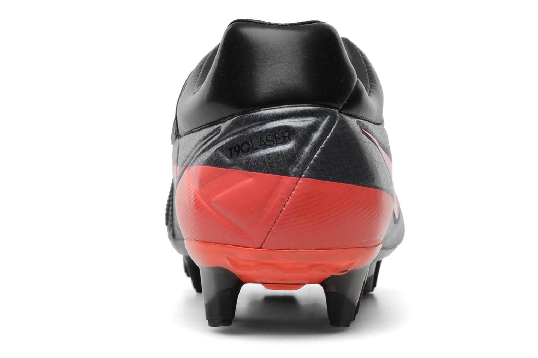 Sportschoenen Nike T90 Laser IV FG Grijs rechts