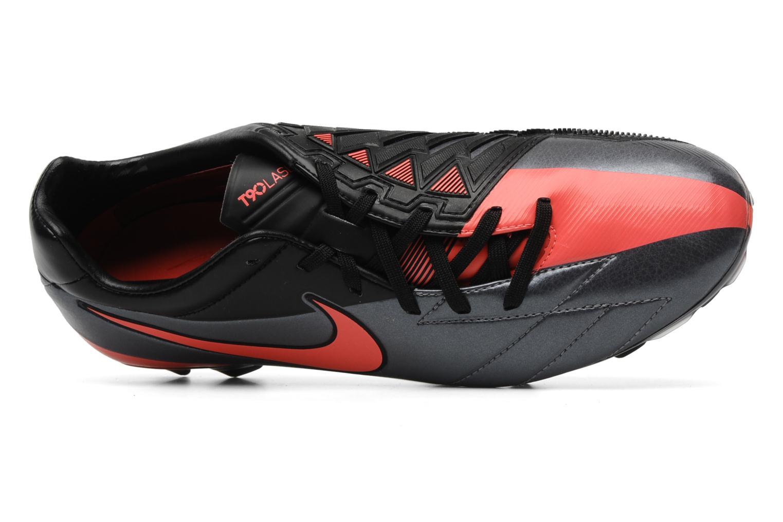 Sportschoenen Nike T90 Laser IV FG Grijs links