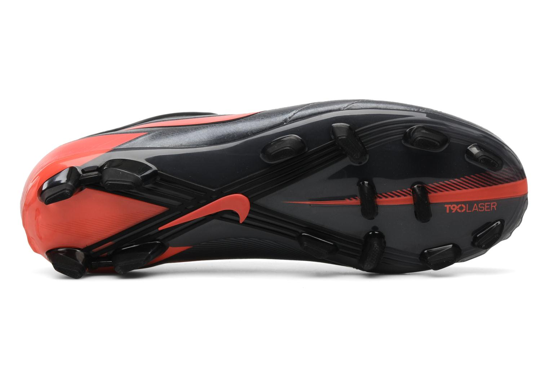 Sportschoenen Nike T90 Laser IV FG Grijs boven
