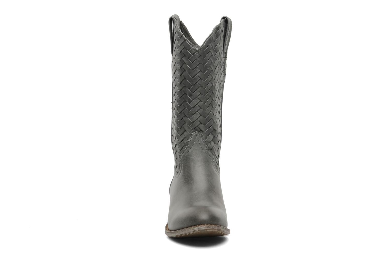 Bottines et boots Sancho Boots Jlo Gris vue portées chaussures