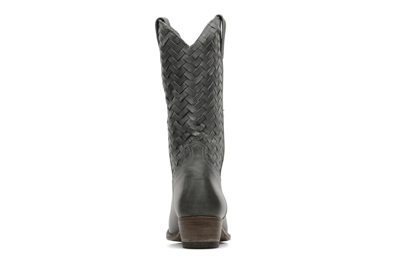Bottines et boots Sancho Boots Jlo Gris vue droite