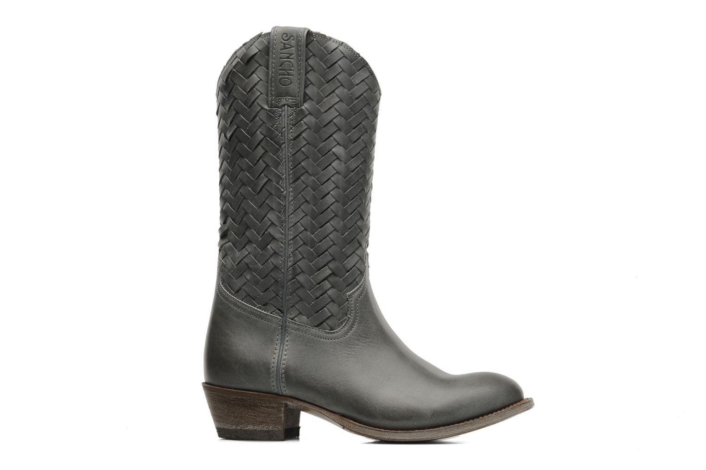 Bottines et boots Sancho Boots Jlo Gris vue derrière