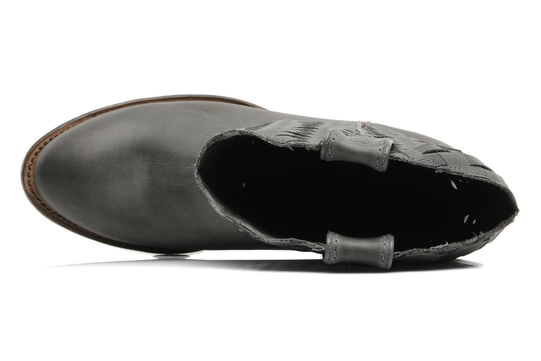 Bottines et boots Sancho Boots Jlo Gris vue gauche