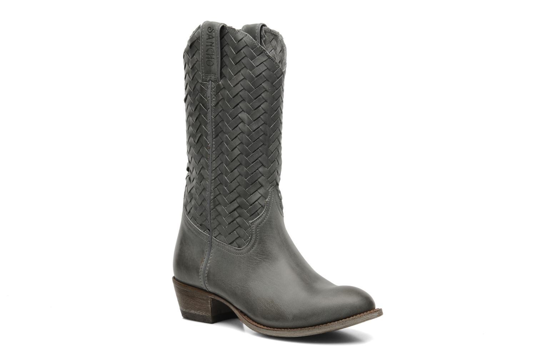Bottines et boots Sancho Boots Jlo Gris vue détail/paire