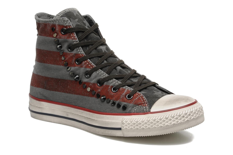 Sneakers Converse Chuck Taylor All Star Premium Washed Flag Hi W Multi detaljeret billede af skoene
