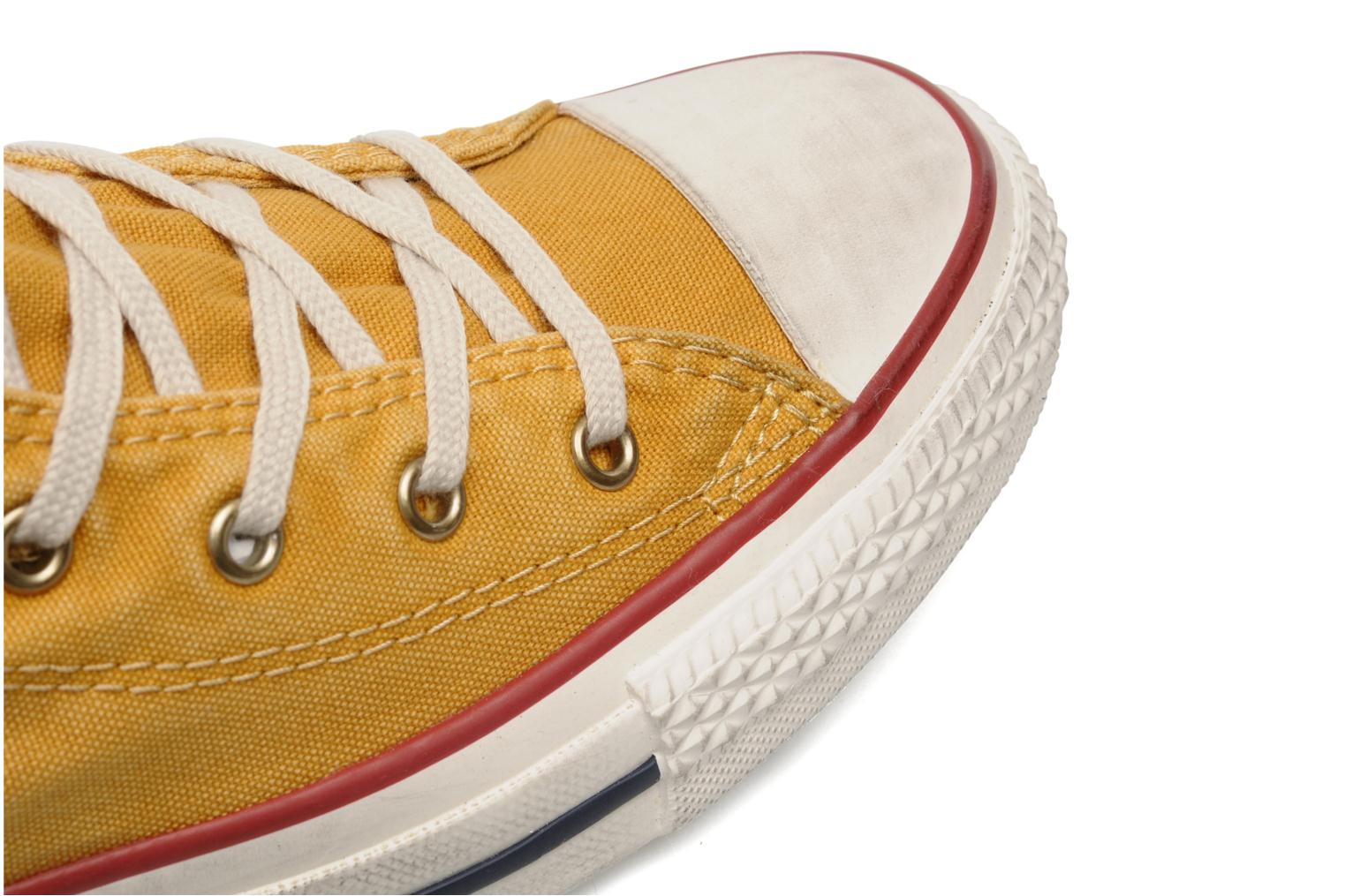 Sneakers Converse Chuck Taylor All Star Fashion Washed Hi W Geel 3/4'
