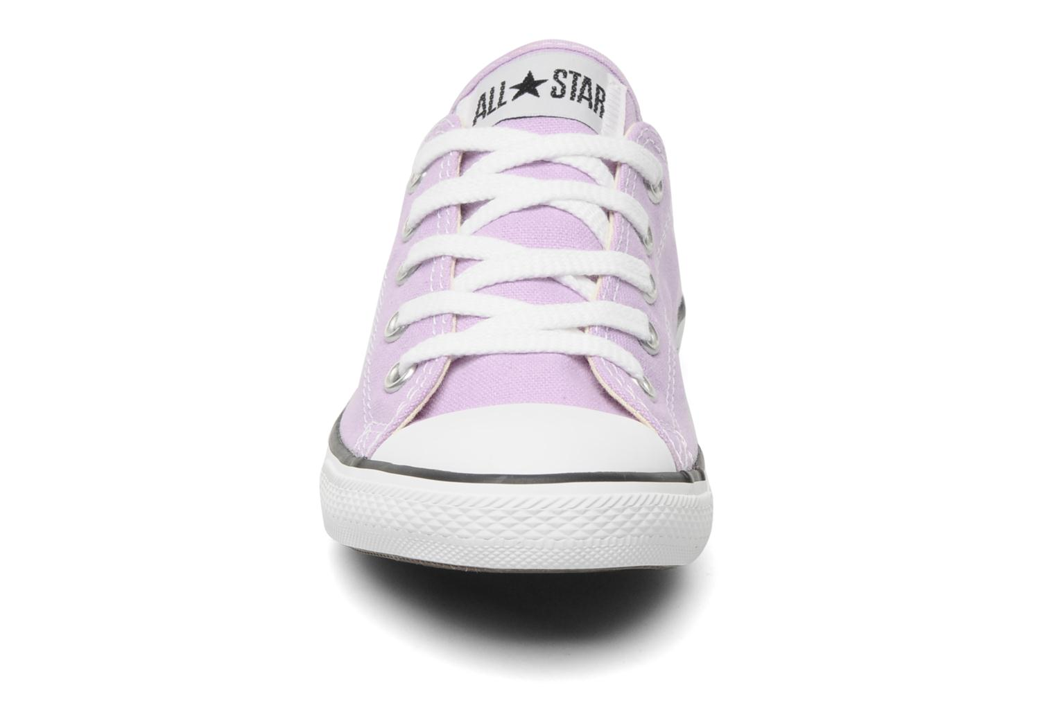 Sneakers Converse All Star Dainty Canvas Ox W Paars model