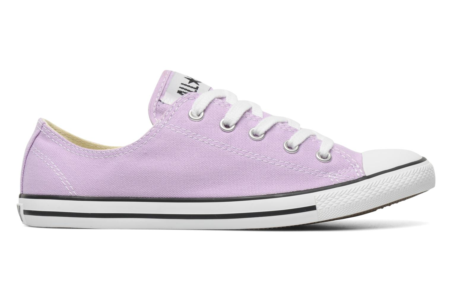 Baskets Converse All Star Dainty Canvas Ox W Violet vue derrière