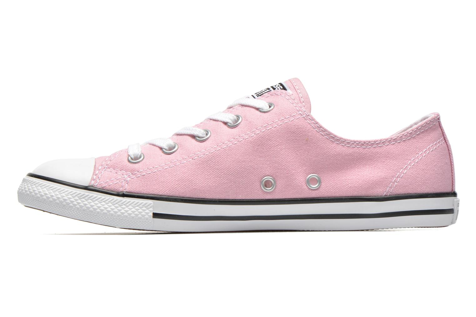 All Star Dainty Canvas Ox W Rose Clair