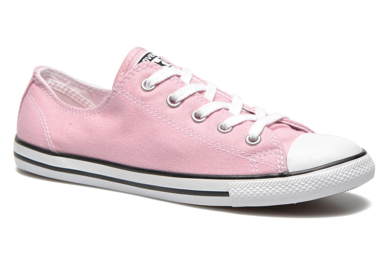 Sneaker Converse All Star Dainty Canvas Ox W rosa detaillierte ansicht/modell