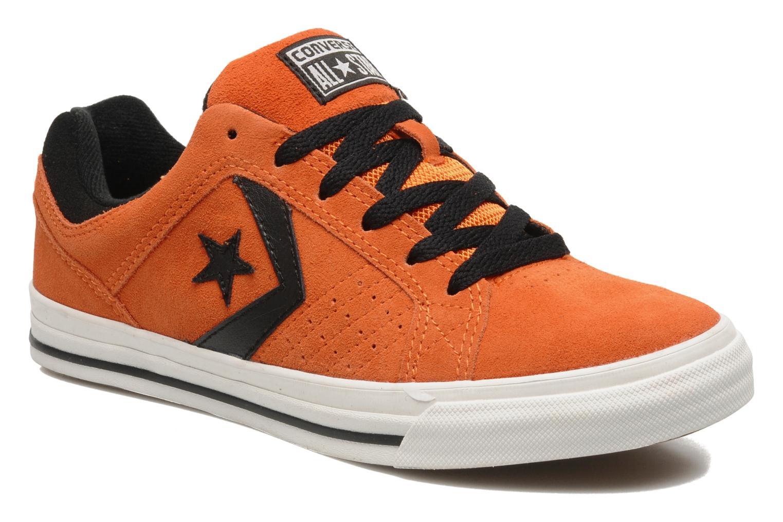 converse naranjas