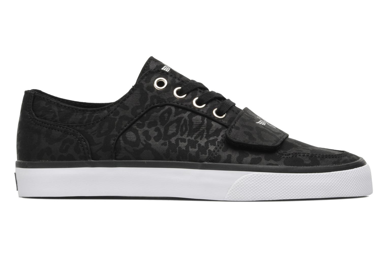Cesario Lo XVI Canvas Black Cheetah