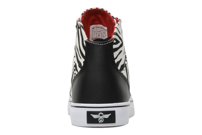 Sneakers Creative Recreation W Cesario XVI Wit rechts