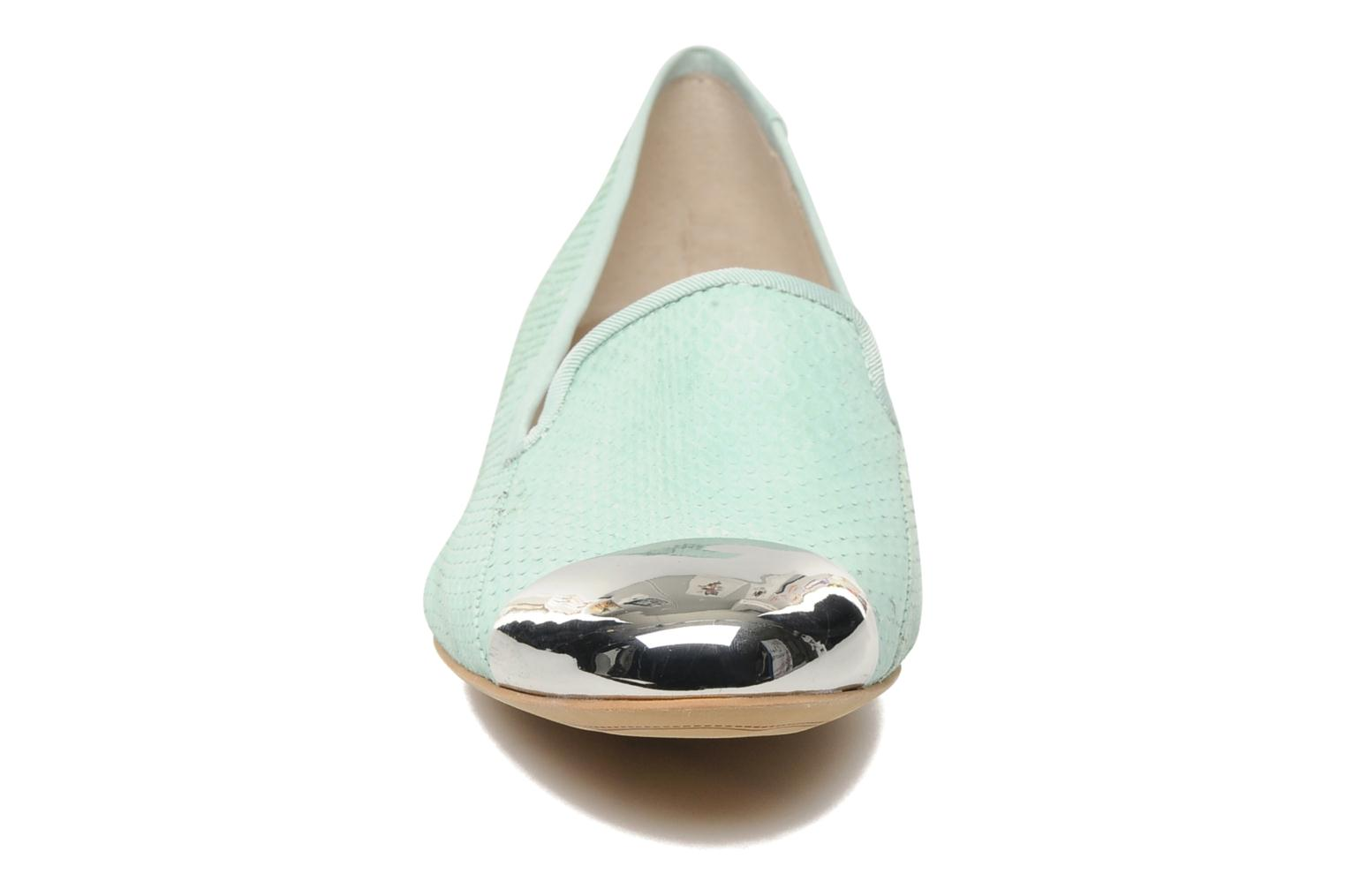 Loafers Sam Edelman Aster Green model view