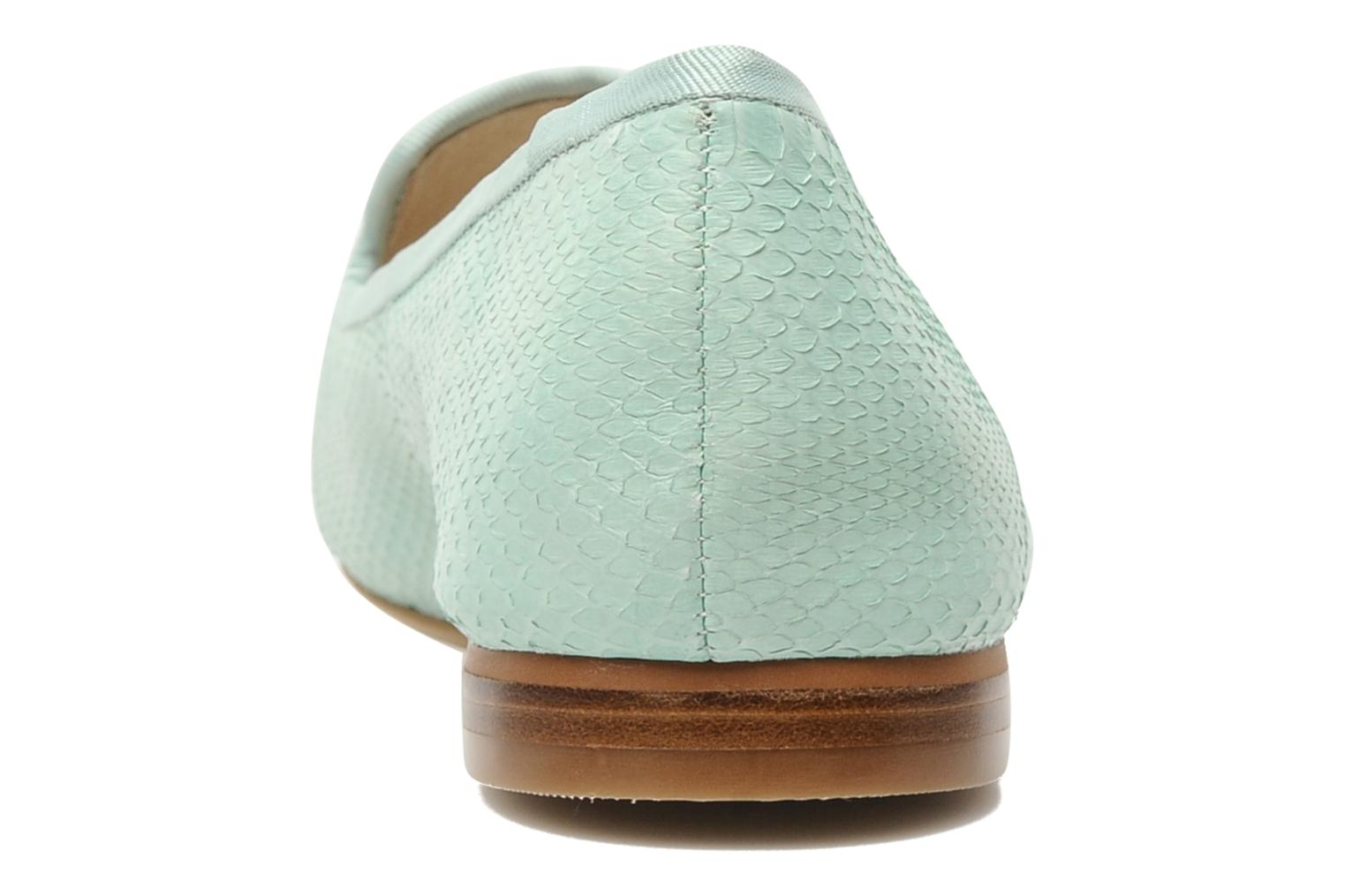 Loafers Sam Edelman Aster Green view from the right