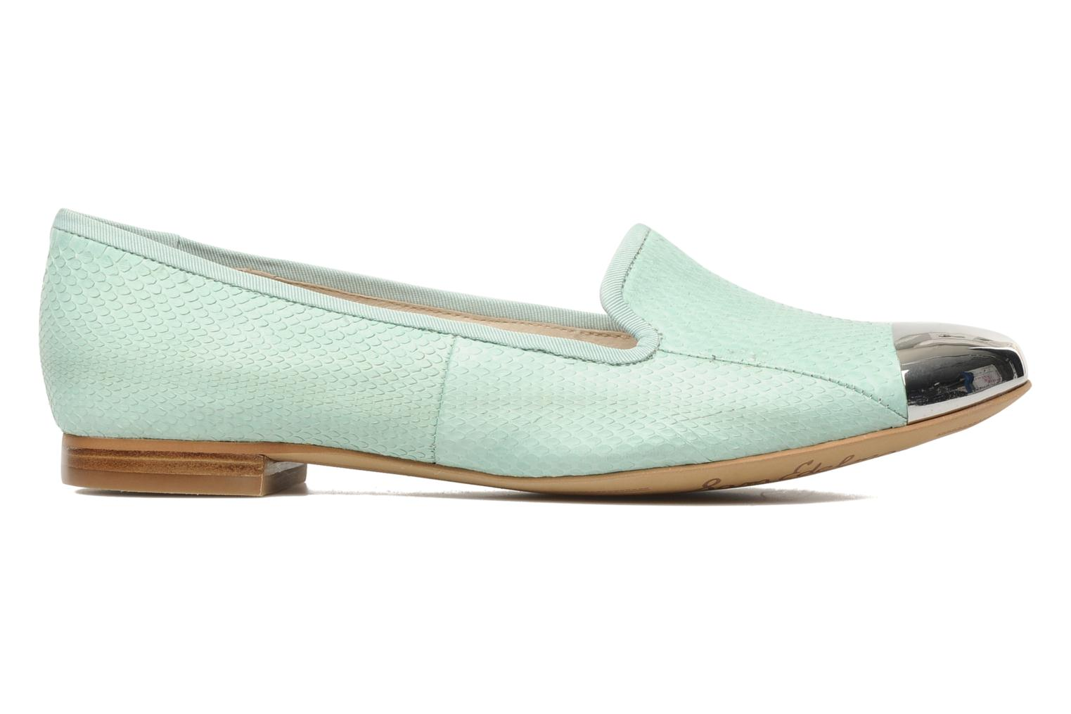 Loafers Sam Edelman Aster Green back view