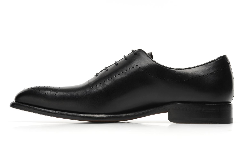 Chaussures à lacets Finsbury Schubert Noir vue face