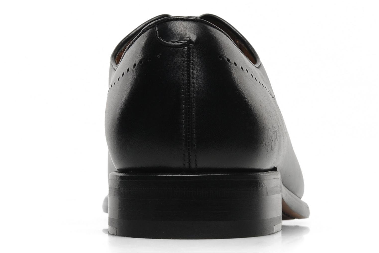 Chaussures à lacets Finsbury Schubert Noir vue droite