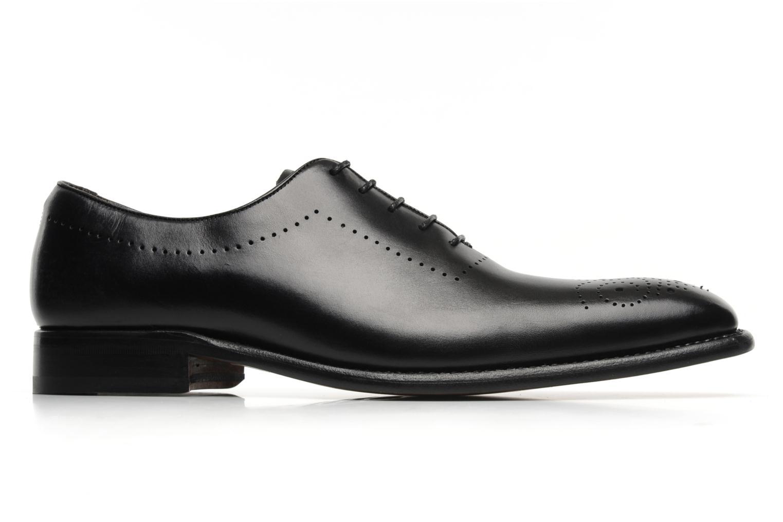 Chaussures à lacets Finsbury Schubert Noir vue derrière