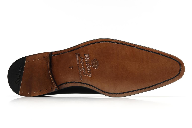 Chaussures à lacets Finsbury Schubert Noir vue haut
