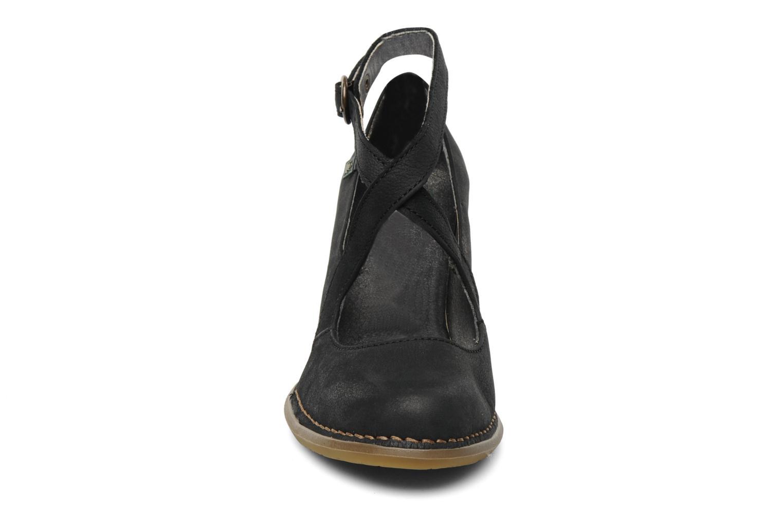 Escarpins El Naturalista Colibri N471 Noir vue portées chaussures
