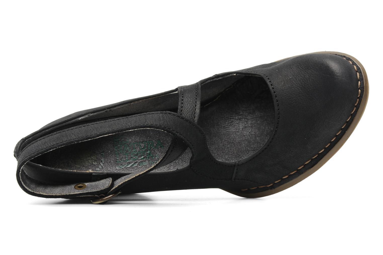 Escarpins El Naturalista Colibri N471 Noir vue gauche