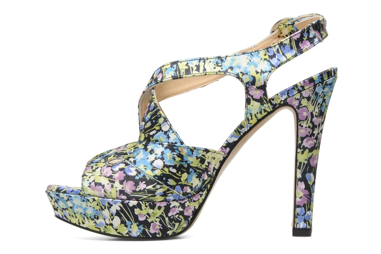 Sandales et nu-pieds Georgia Rose Christie Multicolore vue face