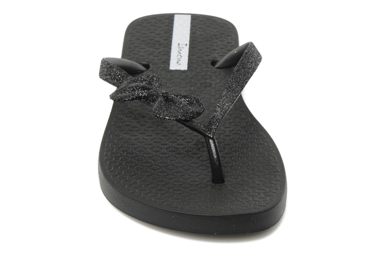 Tongs Ipanema Lolita Fem Noir vue portées chaussures