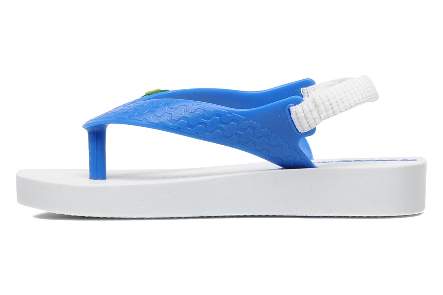 Slippers Ipanema Classic Brasil Baby Wit voorkant