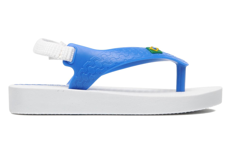 Slippers Ipanema Classic Brasil Baby Wit achterkant