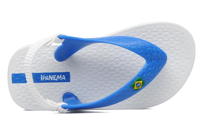 Slippers Ipanema Classic Brasil Baby Wit links