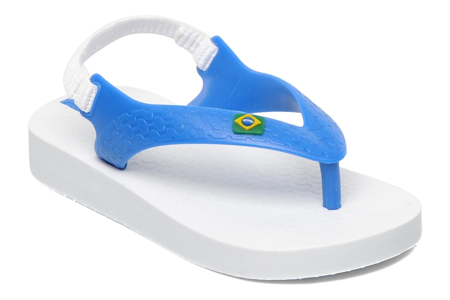 Slippers Ipanema Classic Brasil Baby Wit detail