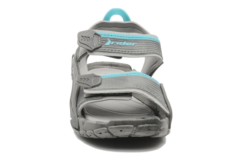 Chaussures de sport Rider Rider Tender Sandal V Kids Gris vue portées chaussures