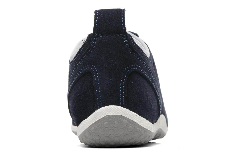 Sneakers Geox D VEGA A Blauw rechts
