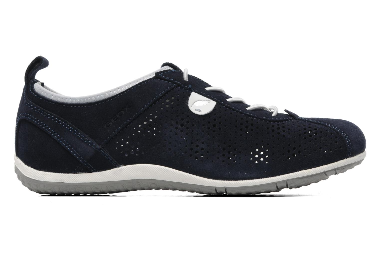 Sneakers Geox D VEGA A Blauw achterkant