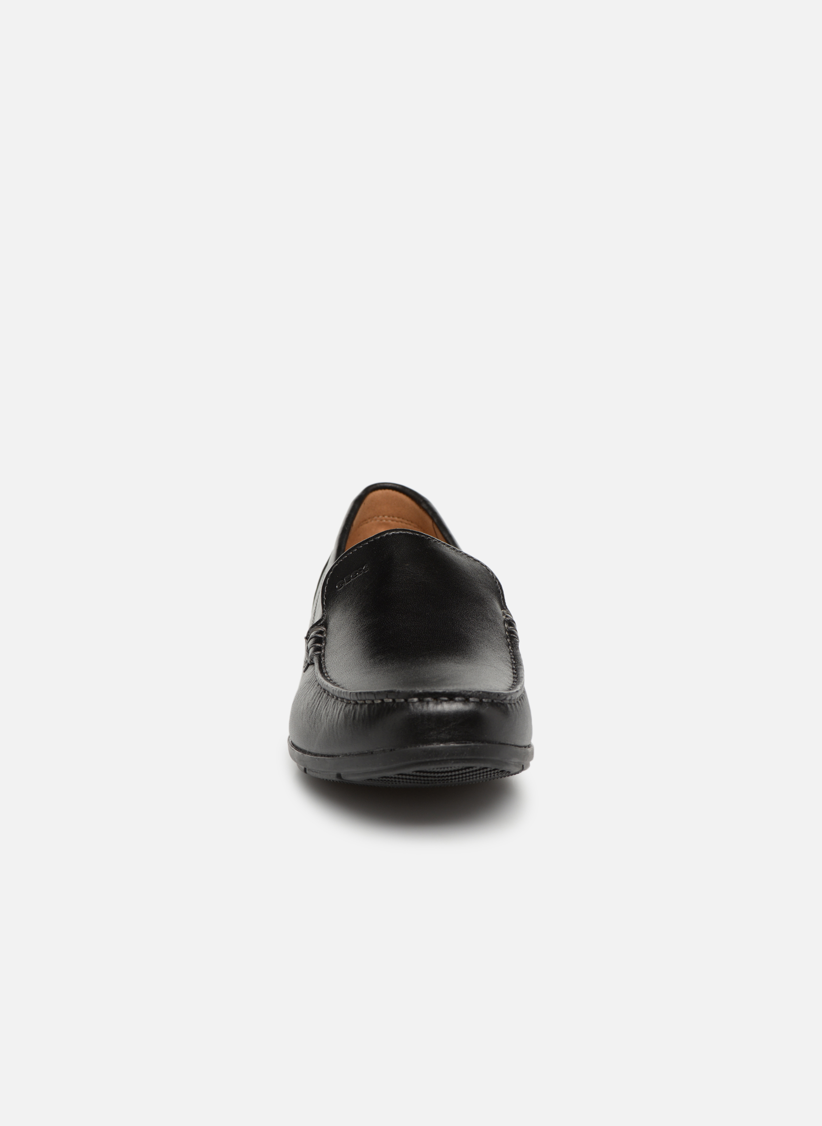 Loafers Geox U SIMON A U32Q3A Black model view