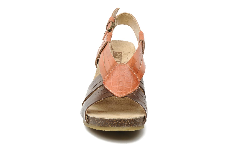 Sandalen Pikolinos Benissa 9320 Oranje model