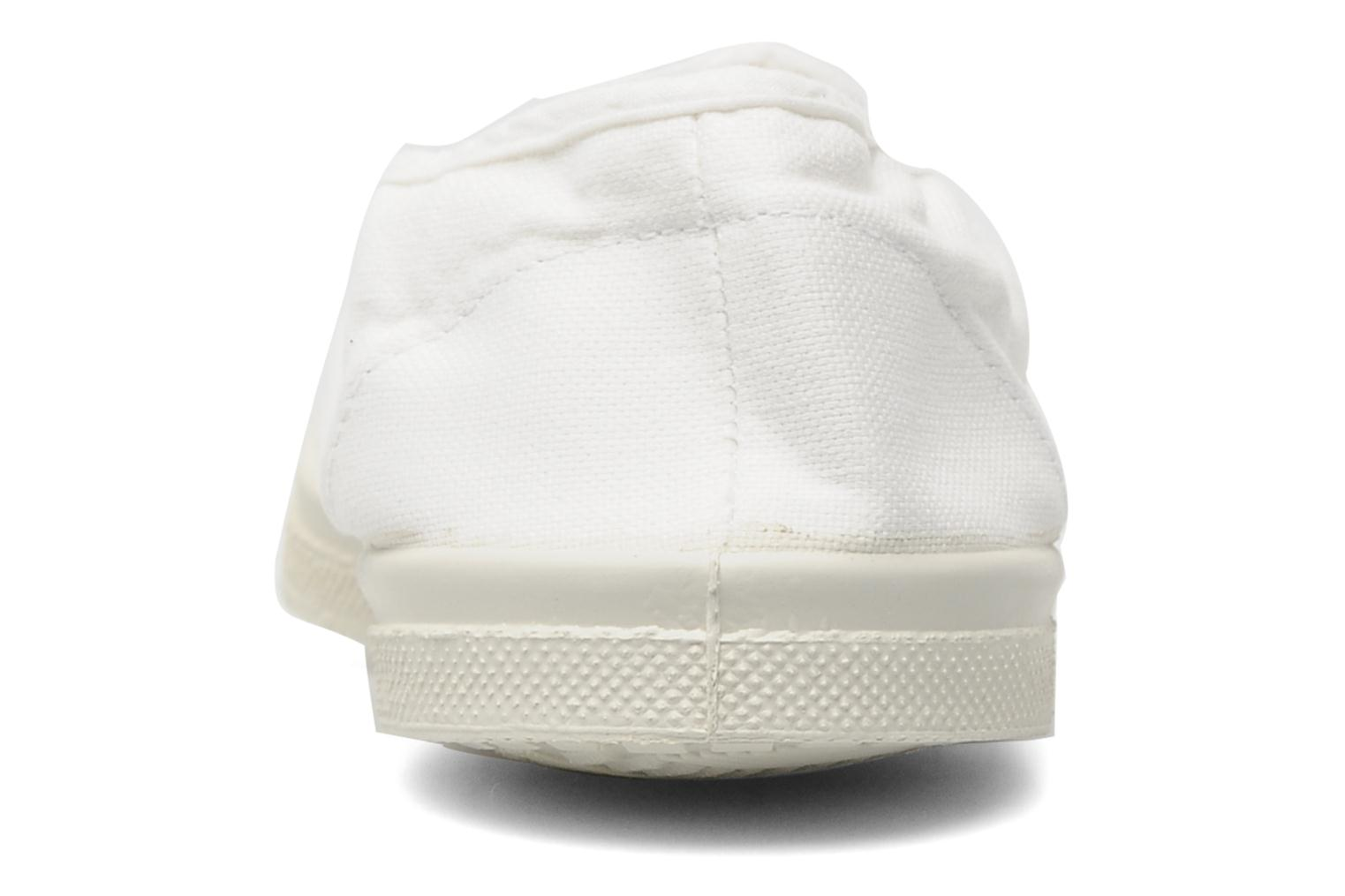 Sneakers Bensimon Tennis Tommy F Bianco immagine destra