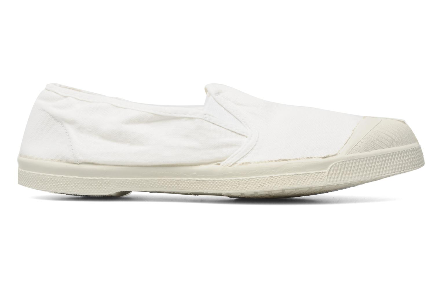 Sneakers Bensimon Tennis Tommy F Wit achterkant