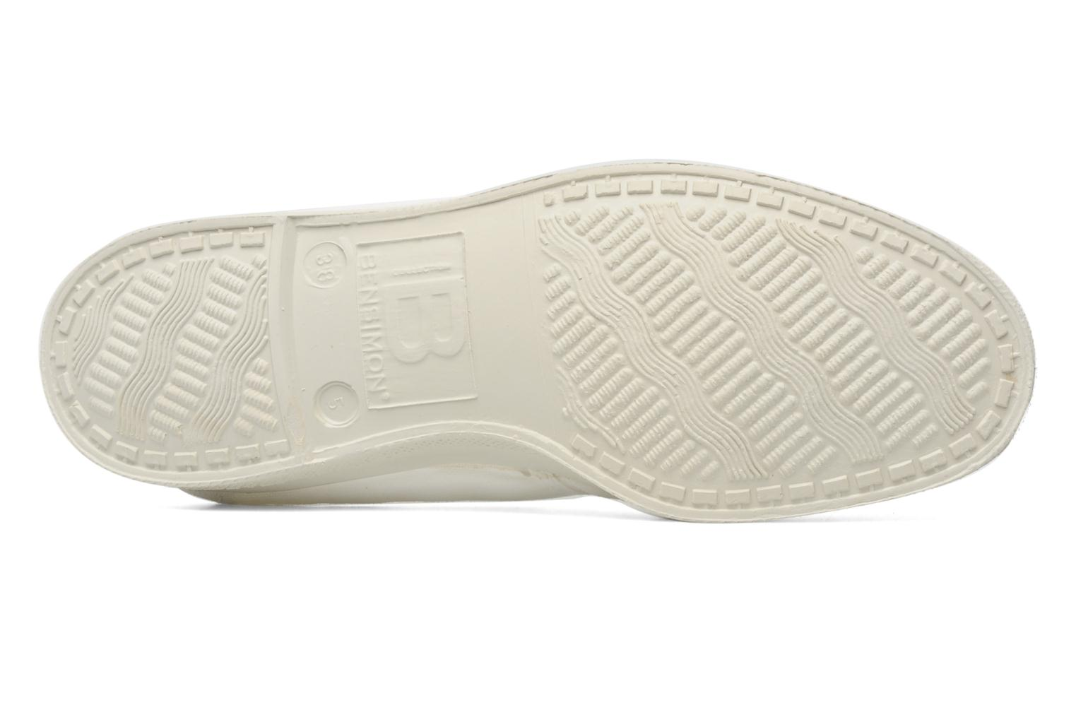 Trainers Bensimon Tennis Tommy F White view from above